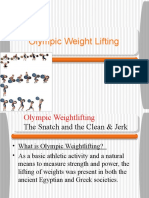 Olympic Weight Lifting.ppt