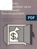 Economic Liberalisation and Caribbean Development