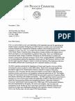 Senate Finance Committee panel's assessment of CPS' urgent funding needs