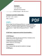 Syslog Snmp Netflow Explaining
