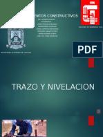 Trazo y Nivelacion