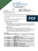 Modelo Académico-Investigación Dirigida-Prof. Rosa Ibarra
