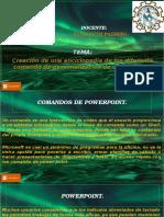 Manuel de Usuario Proyecto Final Ofimatica