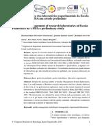 Gestão Metrológica Dos Laboratórios Experimentais Da Escola Politécnica Da UFBA - Um Estudo Preliminar