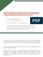 ELEVACION BILATERAL DE SENO MAXILAR