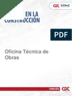 Programa Curso Oficina Tecnica de Obra 2016