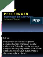 9. Sistem Pencernaan