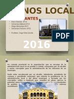 Gobierno Local Cívica