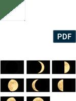 月相——教具