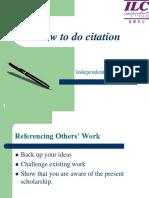 ResearchWriting Citation