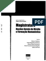 Magistratura Noções Gerais de Direito e Formação Humanistica