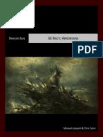 Dragon Sun 5e - Race - Arboreans