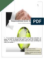 Proyecto Responsabilidad social empresarial
