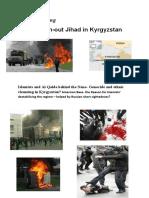 Al-Qaeda Behind Long Drawn Jihad in Kyrgyzstan - Aronite Thinking