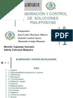 elaboracion Soluciones Juan Carlos FF