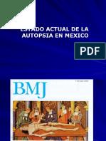 Autopsia en Mexico