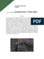 10. Reporte Presidencial