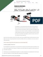 12 Erros Comuns No Treino de Hipertrofia - Treino Mestre