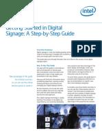 Digital Signage Step by Step Guide