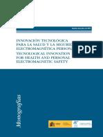 Tecnología y Sus Implicaciones en La Salud Ocupacional