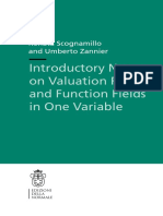 Introductory.notes.on.Valuation.rings.and.Function.fields.in.One.variable.scuola.normale.superiore.renata.scognamillo.umberto.zannier.1.9788876425004