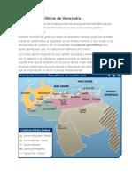 Cuencas Petrolíferas de Venezuela