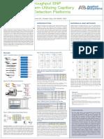 Wenz Et Al. - 2004 - A Novel High-Throughput SNP Genotyping System Utilizing Capillary Electrophoresis Detection Platforms