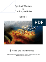 Spiritual Warfare the Purple Robe Book 1