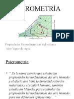 PSICROMETRIA 1