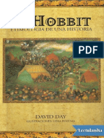 El Hobbit Etimologia de Una Historia - David Day