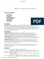 Medicamento Bisoprolol 2015