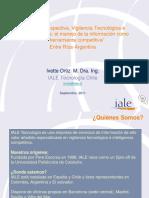 Introduccion a La Vigilancia Tecnologica e Inteligencia Competitiva Conceptos y Metodologia