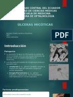 ulceras micoticas-oftalmo