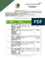 3.- Informe Mensual- Julio
