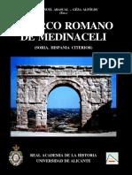El Arco Romano de Medinaceli Soria Hispania Citerior 0