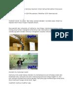 Di Pelatihan SDM, Ippho Santosa Anjurkan Untuk Saling Memaafkan (Karyawan Perusahaan)