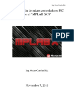 """Programación de micro-controladores PIC con el """"MPLAB XC8"""""""