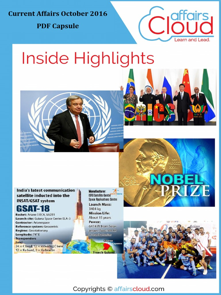 Current affairs study pdf october 2016 by affairscloud narendra current affairs study pdf october 2016 by affairscloud narendra modi elections fandeluxe Images