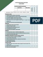 Formulario de Evaluación de Desempeño Para Empleados