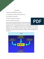 2.3 Planeacion de Requerimiento de Recursos (Donaldo Sanchez Ramirez)