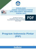 Materi Sosialisasi PIP Dan KIP Update (1)