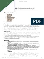 Medicamento Carbamazepina 2014