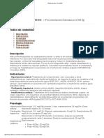 Medicamento Carvedilol 2015