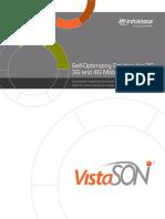SB InfoVista Self Optimizing Solution for Mobile Networks