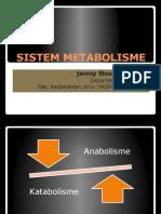 Organ Metabolisme