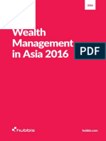 Wealth Management in Asia 2016