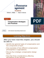 HRM-Compensation Strategiesand Practices