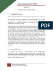 Internship Report on Pesco Part 1