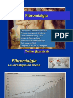 Sindrome de Fibromialgia. Controversias