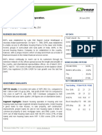 Dewan Housing Finance